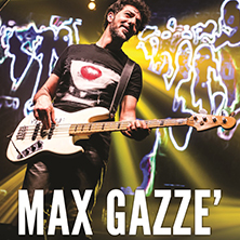 Max Gazzè LONDON - Tickets