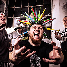 Psychostick + Green Jelly