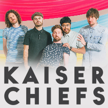 Run, Rock n Raise Feat. Kaiser Chiefs & Kodaline