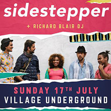 Sidestepper LONDON - Tickets