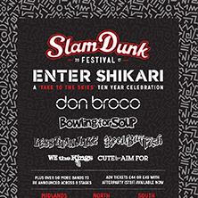 Slam Dunk Festival 2017 North