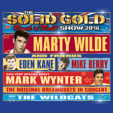 The Solid Gold Rock 'N' Roll Show 2016