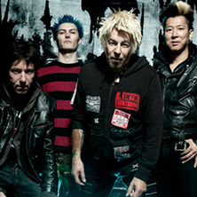 UK Subs 'final 26th Album Tour' + Special Guests Discharge
