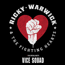 Ricky Warwick And The Fighting Hearts