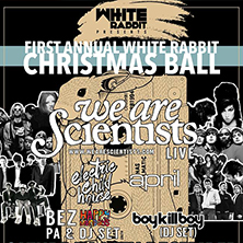 First Annual White Rabbit Christmas Ball
