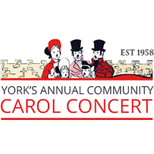 York's Annual Community Carol Concert