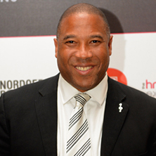 An Evening With John Barnes