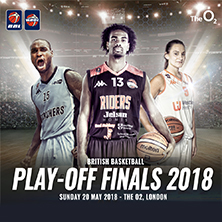 British Basketball Play-off Finals 2018
