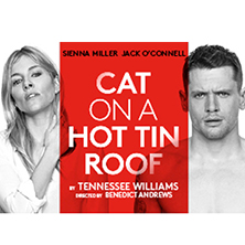 Cat on a Hot Tin Roof - Tickets