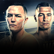 Championship Boxing LEEDS - Tickets