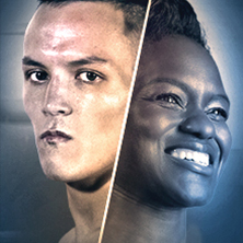 Warrington v Martinez + Nicola Adams homecoming