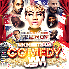 UK Meets US Comedy Jam