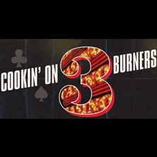 Cookin' On 3 Burners LONDON - Tickets