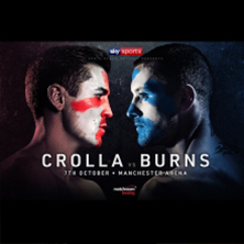 Anthony Crolla vs Ricky Burns