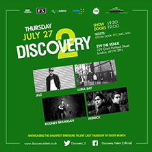 Discovery 2 Showcase