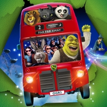 DreamWorks Tours: Shrek's Adventure! London