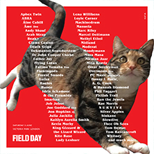 Field Day 2017 - Tickets