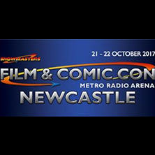 Film & Comic Con Newcastle October 2017 - Weekend