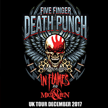 Five Finger Death Punch & In Flames + Of Mice and Men