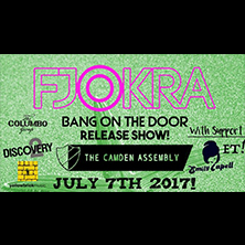 Fjokra 'bang On The Door' Single Launch