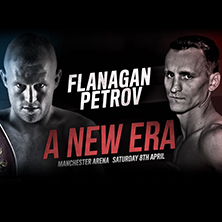 World Championship Boxing: Terry Flanagan vs Petr Petrov