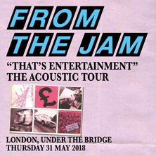 "From The Jam ""That's Entertainment"""