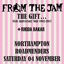 From the Jam With Rhoda Dakar
