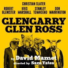 Glengarry Glen Ross - Tickets