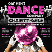 The Gay Men's Dance Company Charity Gala