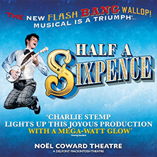 Half a Sixpence LONDON - Tickets