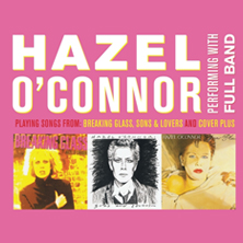 Hazel O'Connor & Band