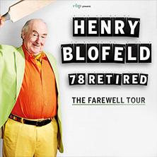 Henry Blofield 78 Retired