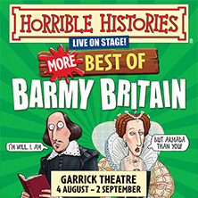 Horrible Histories - More Best of Barmy Britain