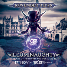 Illuminaughty November Reign