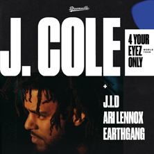 J. Cole MANCHESTER - Tickets