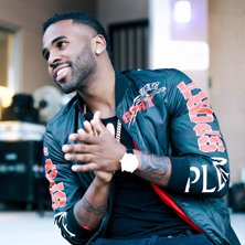 Jason Derulo Up Close & Say Hello VIP Package