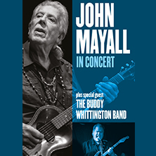 John Mayall SHEFFIELD - Tickets