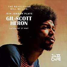Kim Jordan Plays Gil Scott Heron