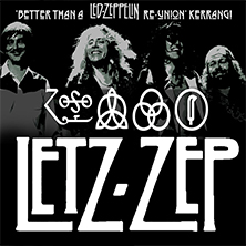 Letz Zep - Tickets