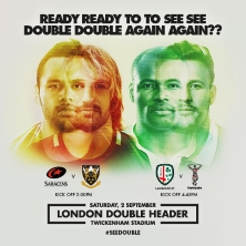 London Double Header 2017 - Tickets