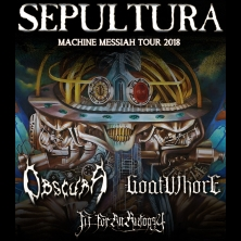 Machine Messiah Tour