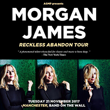 Morgan James Tour