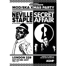 Neville Staple Band + Secret Affair