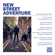 New Street Adventure BRISTOL - Tickets