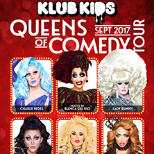 Queens Of Comedy Tour