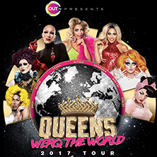 RuPaul's Drag Race: Queens Werq The World Tour