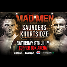 World Championship Boxing LONDON - Tickets