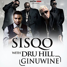 Sisqo With Dru Hill And Ginuwine