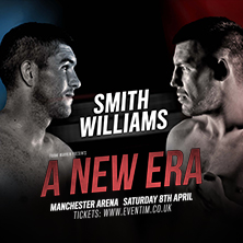 Liam Smith v Liam Williams + Terry Flanagan vs Petr Petrov
