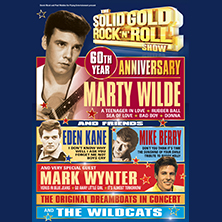 Solid Gold Rock 'n' Roll Show STOKE-ON-TRENT - Tickets